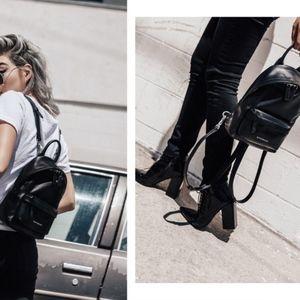 Handbags - Little Black Backpack